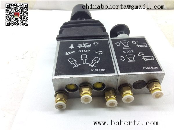 BERTOCCO TIPPING VALVES