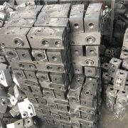 Tank of distributing valve
