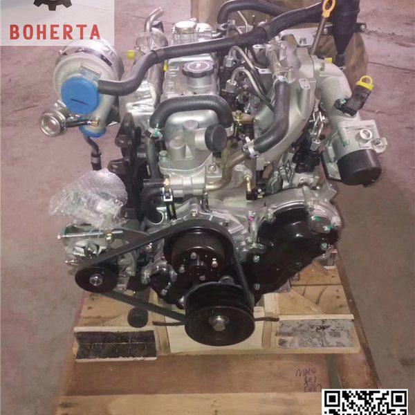 Isuzu engine