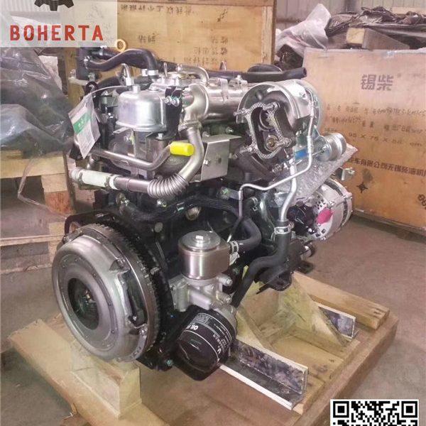 Isuzu engine JE493ZLQ5D