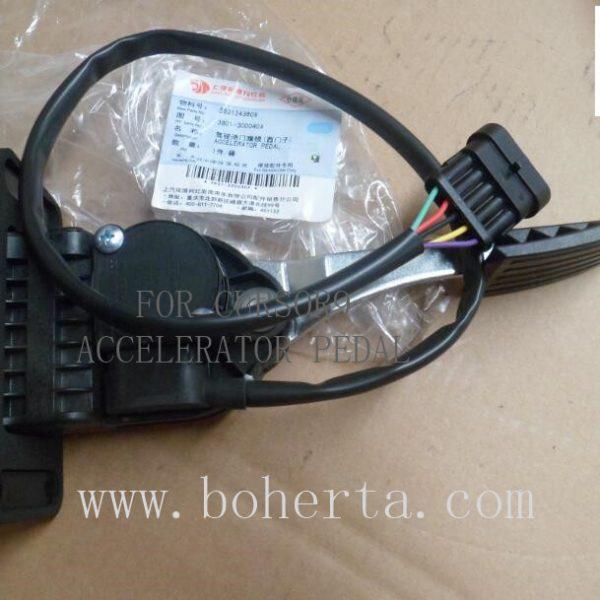 Genlyon Accelerator pedal