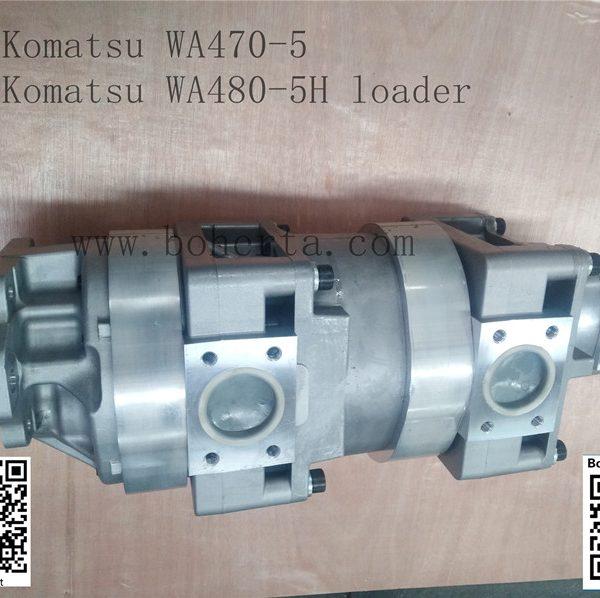 Komatsu Loader Pump
