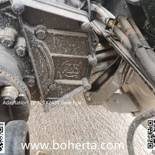 ZF gearbox pto (2)
