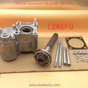 LEKEFU PTO ZF power take-off assembly (manual gear with hydraulic retarder)